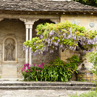 Iford Manor: The Peto Garden, Bradford-on-Avon