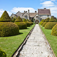 Lytes Cary Manor, near Somerton